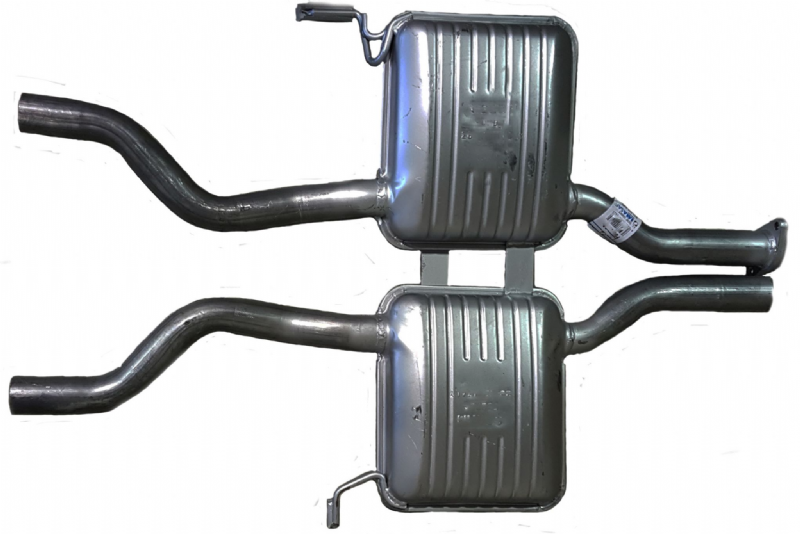 Ford Escort Cosworth 4wd Centre Section STD OE Replacement Exhaust System Replica